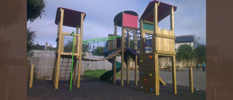 News about Outdoor Play Equipment & Safety Surfacing